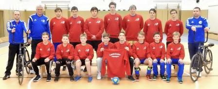 Toller Jahresabschluss für Thüringer Nachwuchsradballer