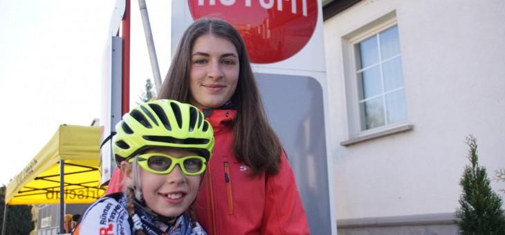 Arbeitssieg für Geraerin Gwen Böttcher – 283 Nachwuchsradsportler aus vier Nationen bei 15. Ostthüringen Tour am Start