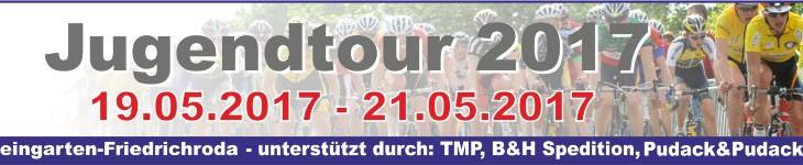 TMP Jugendtour 2017 top organisiert!